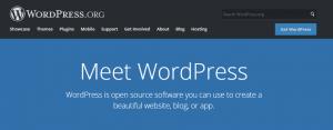 WordPress始めましたw