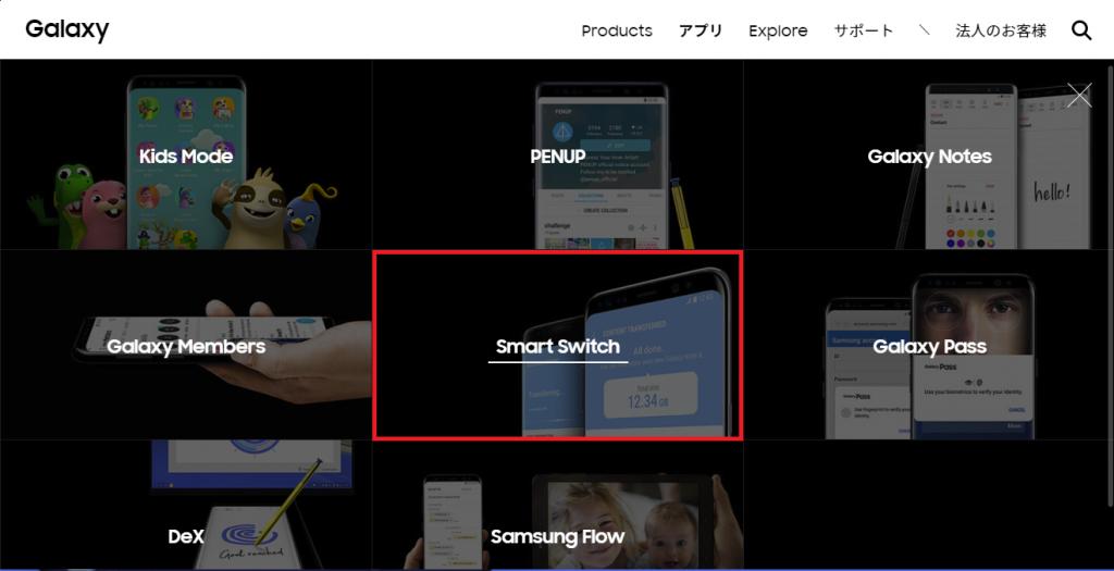 Smart Switchのインストール 2