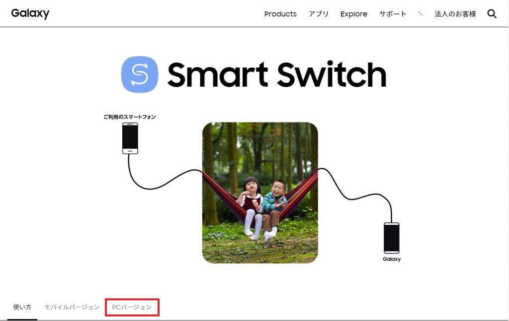 Smart Switchのインストール 3