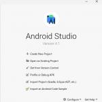 Android Studio 4.1 の日本語化を解除する(英語に戻す) 4