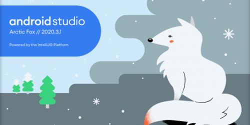 Android Studioが2020.3.1にバージョンアップした! 1